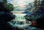 Cascade by Sonia Wanner